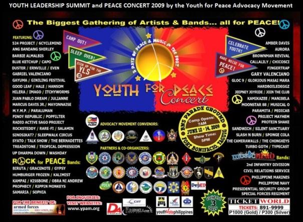 Peace Concert 2009 YPAM