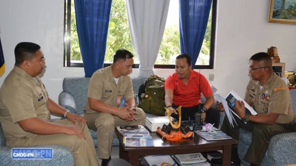 SolarRev Generator workshop discussed in Philippine Navy
