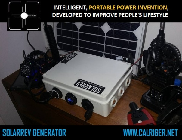 SolarRev Gen S1 Intelligent Design